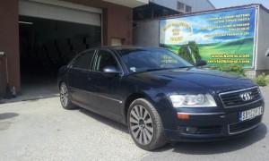 Audi A8 4.2 Long