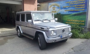 Mercedes G 500 v8