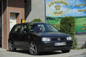 Golf 4 Turbo GTI 180HP