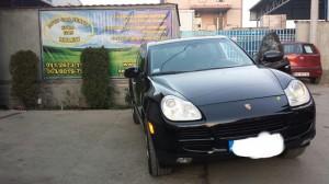 Porsche Cayenne s4.5
